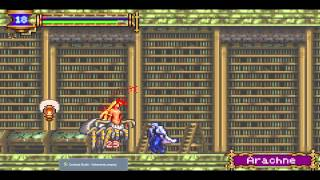 Lets Play Castlevania: Aria of Sorrow [German] #03 Der Mantichora
