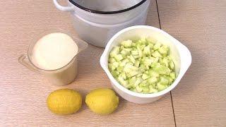 Варенье из КАБАЧКОВ с лимоном - 7 дач