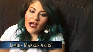 Special Effects Makeup Artist, Jamie Gasper on URBAN MYTHS Movie by Mirror Dog Productions