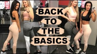 Back To The Basics | Lower Body Compound Exercises + Form Focused