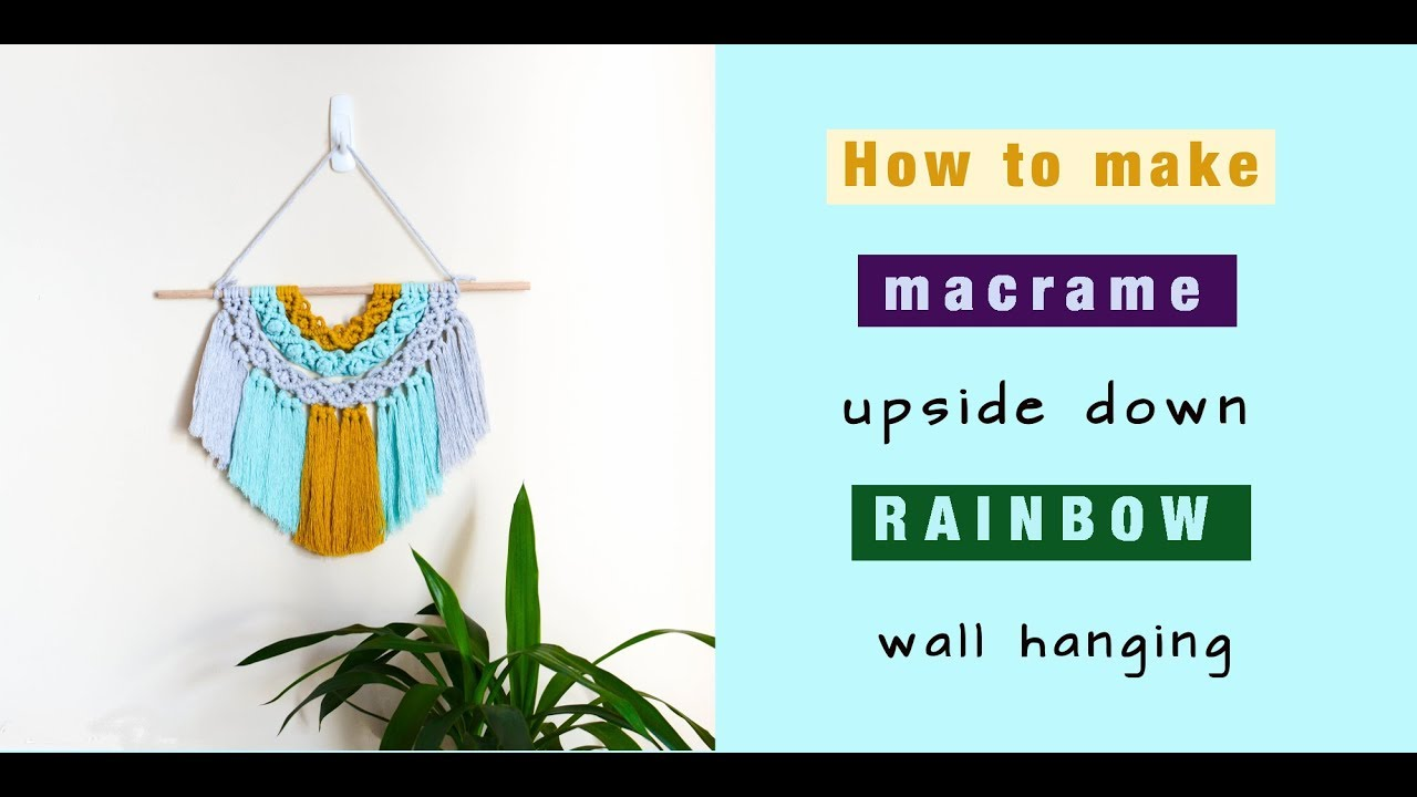 Macrame Wall Hanging Ideas   17 DIY Decor Ideas   DIY Projects