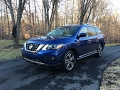 2017 Nissan Pathfinder Platinum ? Redline: Review