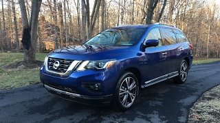 2017 Nissan Pathfinder Platinum – Redline: Review