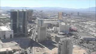 Las Vegas Nevada from 104th floor at the