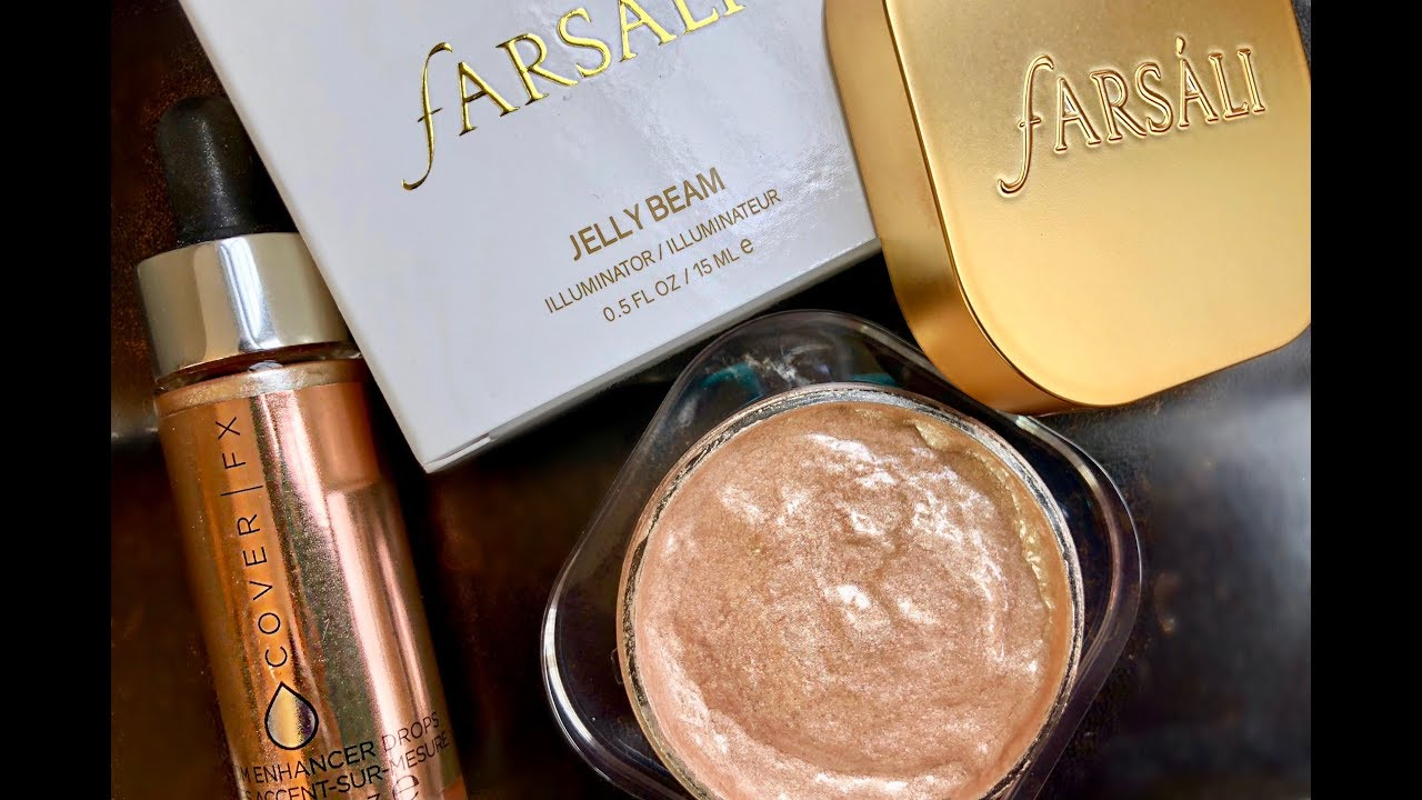 Farsali Jelly Beam Highlight Review Better Than Cover Fx