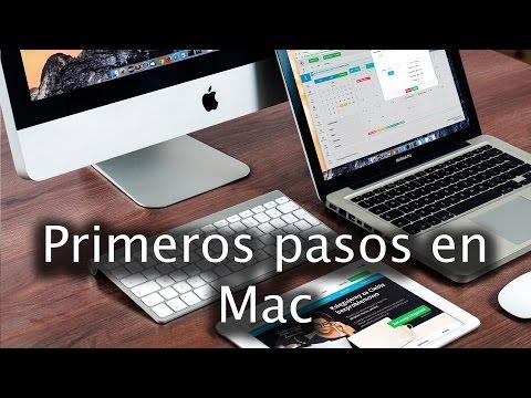 Primeros pasos en Mac | Tutorial para principiantes