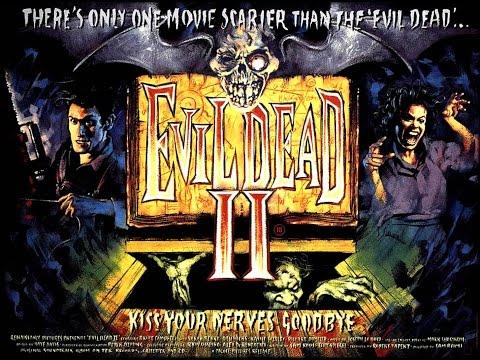 Evil Dead 2 (1987) Movie Review