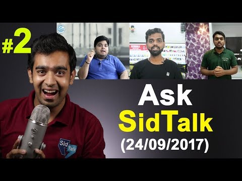 AskSidTalk #2 | Trending Video Algo | My Google Adsense First Earning | Setup Tour | Whats My Age ?