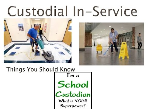 Ethics and Customer Service Session for Custodians
