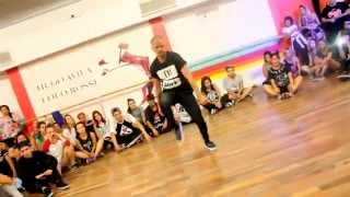Trini Dem Girls - Nicki Minaj / Choreography by Mati Napp.