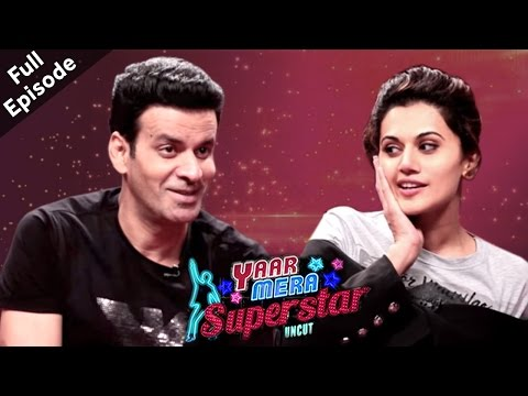 Naam Shabana   Manoj Taapsee Pannu & Manoj Bajpayee   Full Episode   YMS S2 With Sangeeta