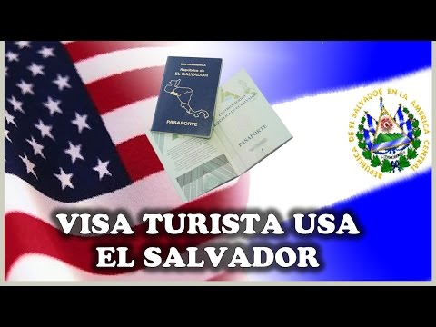 My experience with the tourist Visa B1/B2 for salvadoreans