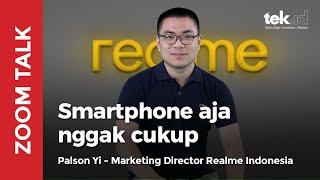 Selain smartphone, Realme Indonesia siap luncurkan smart TV dan banyak produk AIoT tahun ini