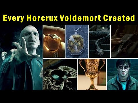Download How Voldemort Created his every Horcruxes   Entire Timeline Explained
