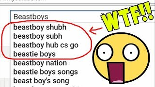 What are you guys Searching??? (Shubham ,Beast Boy Shubham, BeastBoy Shubh, Beast Boy Hub)