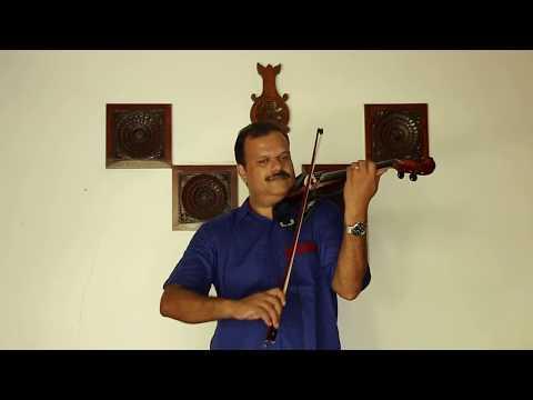 Ennavale  Violin instrumental by Jobi  Vempalaa