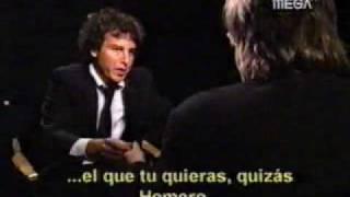 CQC Chile 2007 - Entrevista a Matt Groening
