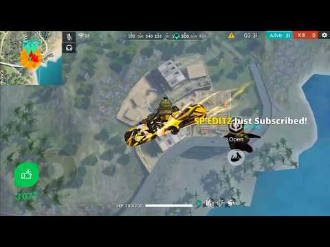 SOLO VS SQUAD ENEMY TESTED MY GROZA - GARENA FREE FIRE