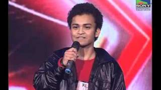 X Factor India - Dipankar