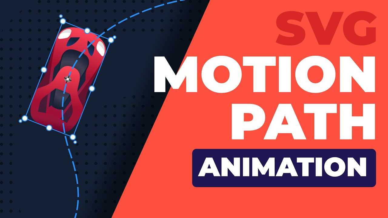 Motion Path Animation - Animate Any Object Along a Custom Path