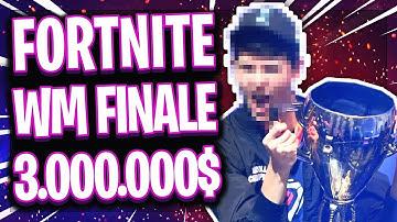😱🏆Der beste Fortnite Spieler der Welt!! | Fortnite Solo WM!