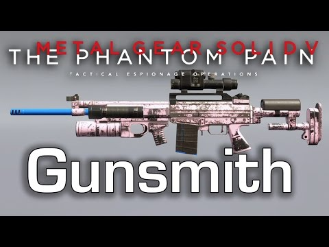 How to Get the Gunsmith - Metal Gear Solid V: The Phantom Pain