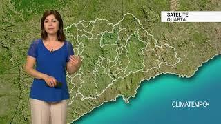 Previsão Grande SP – Pancadas de chuva já na madrugada