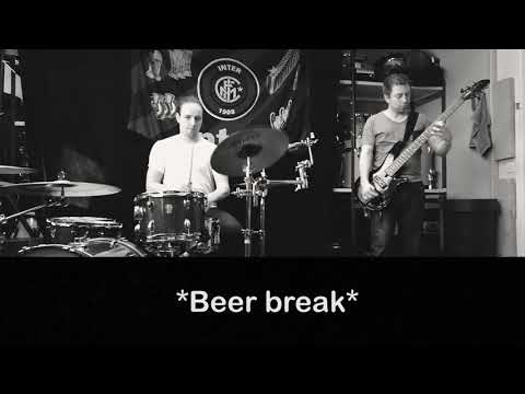 Royal Blood - Figure It Out - Drum&Bass Cover (Karaoke)