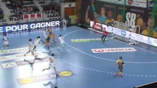 Artsem Karalek, debut in French handball league !
