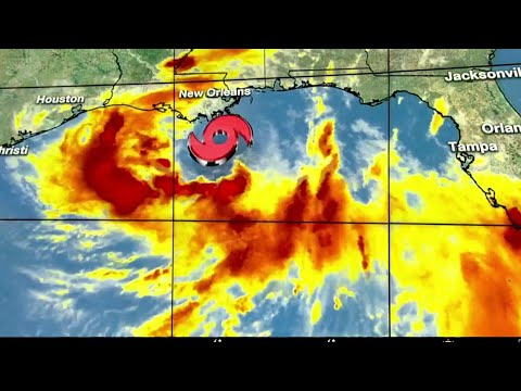 Barry Brings Lower Rain Chances To Orlando Area