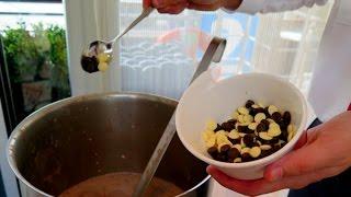 Making Belgium Hot Chocolate With Rum (dead Aunt)
