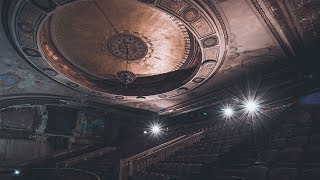 Traveling Back to an Abandoned Theater (with power still on!)
