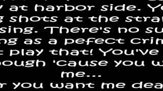All Time Low - Do you Want Me (Dead?) lyrics