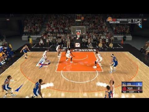 NBA 2K20 Demo game play - YouTube