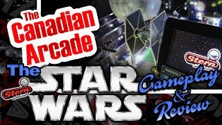 Stern Star Wars Pinball Gameplay & Review