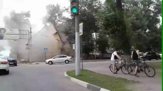снос дома в Воронеже