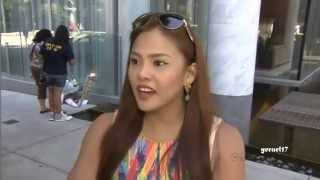 Gretchen Fullido interviewed by CTV