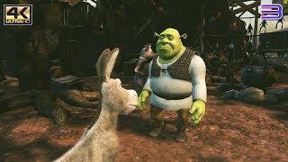 RPCS3 PS3 Emulator - Shrek Forever After Ingame / Gameplay 4K 2160p! VULKAN (f66d5ad)