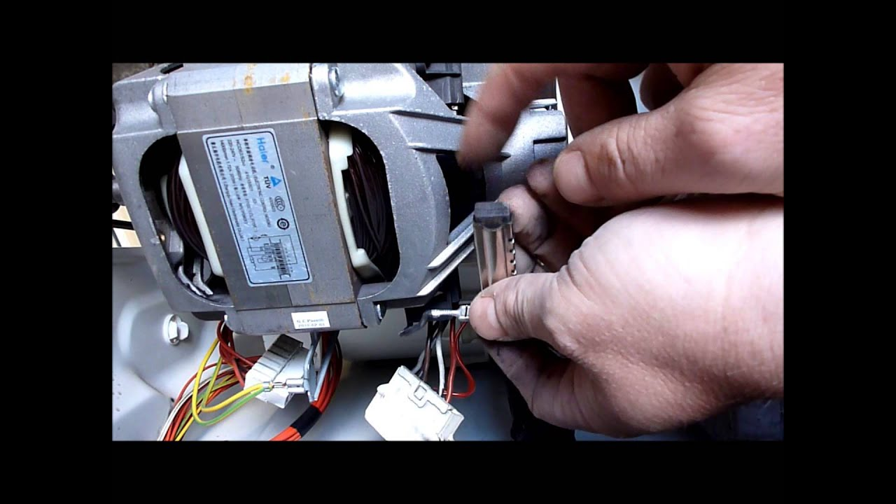 maxresdefault hoover washing machine motor fault repaired, tachometer tested welling motor company wiring diagram at soozxer.org