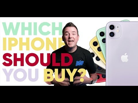 My iPhone Buying Advice - How To Choose Between The iPhone 11, Pros, XR & 8