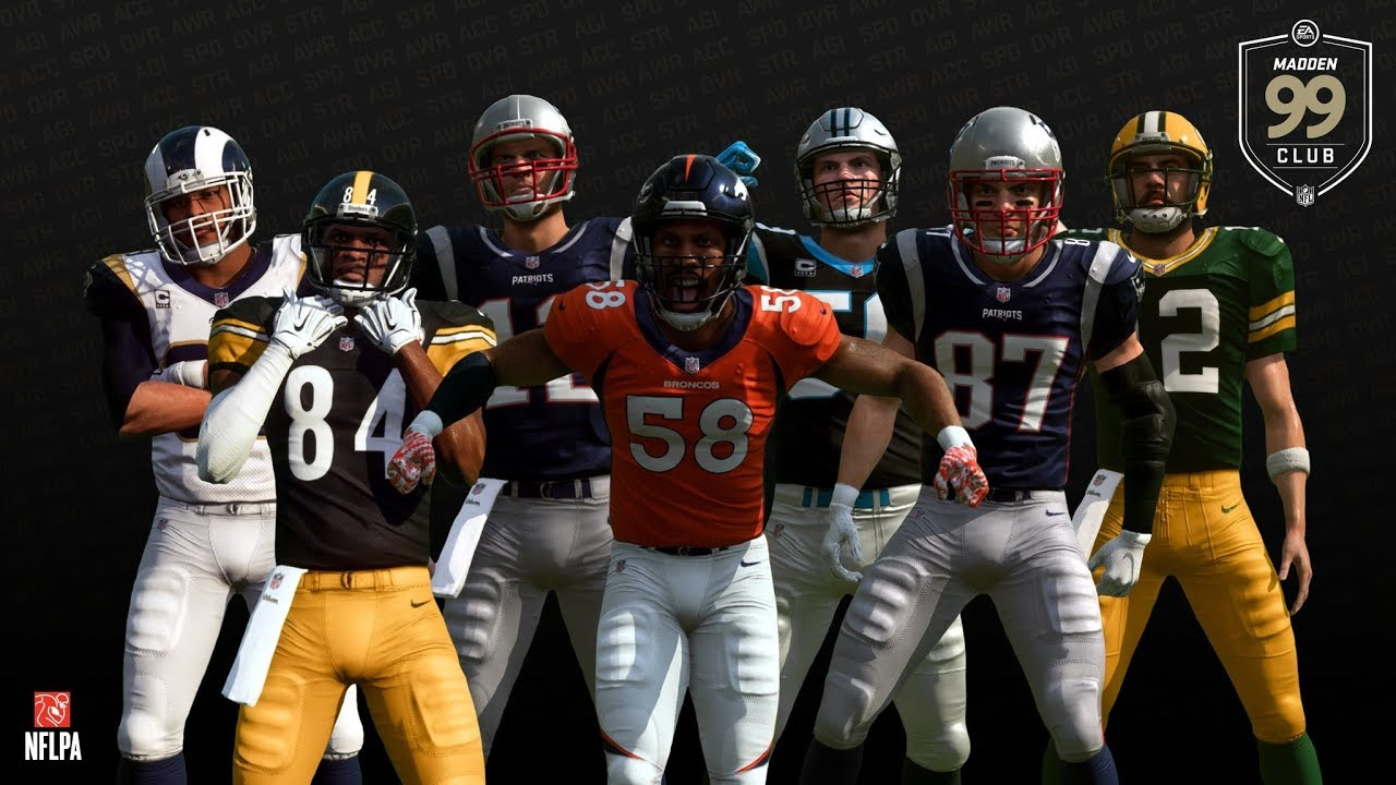 Meet Every 99 Overall Player In Madden 19
