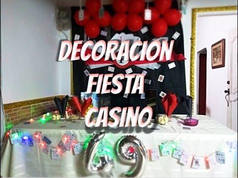 Decoración Fiesta Casino Danavanee