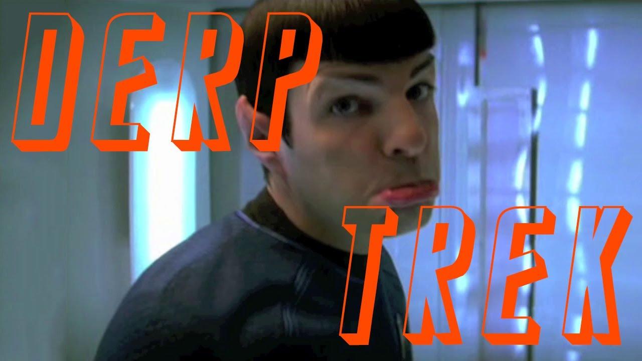 Star Trek trailer: Derp edition