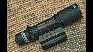 Відео огляд магнітного підствольного кріплення для ліхтаря Armytek AWM-03.