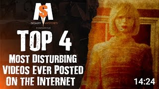 Top 4 Most DISTURBING VIDEOS Ever Posted On The Internet
