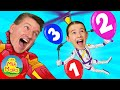Gambar cover Count to 10  | Balloon Numbers Song | Kids Songs | The Mik Maks