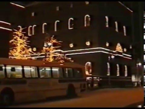 New York December 2000 / Snow / WTC / New Years Eve / Christmas at Rockefeller Center