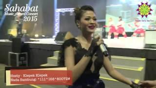 Hesty - Klepek Klepek di Konser Sahabat Musik Award 2015 Mp3