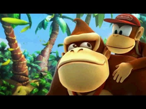Donkey Kong Country Returns 3D - All Bosses