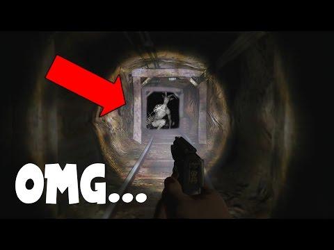 SECRET SCARY MONSTER FOUND IN GTA 5! (GTA 5 ONLINE)